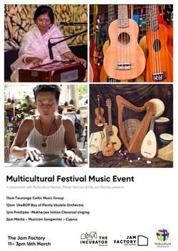 multiculturalmusic event