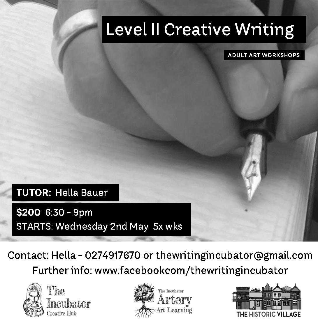 Level II Creative Writing