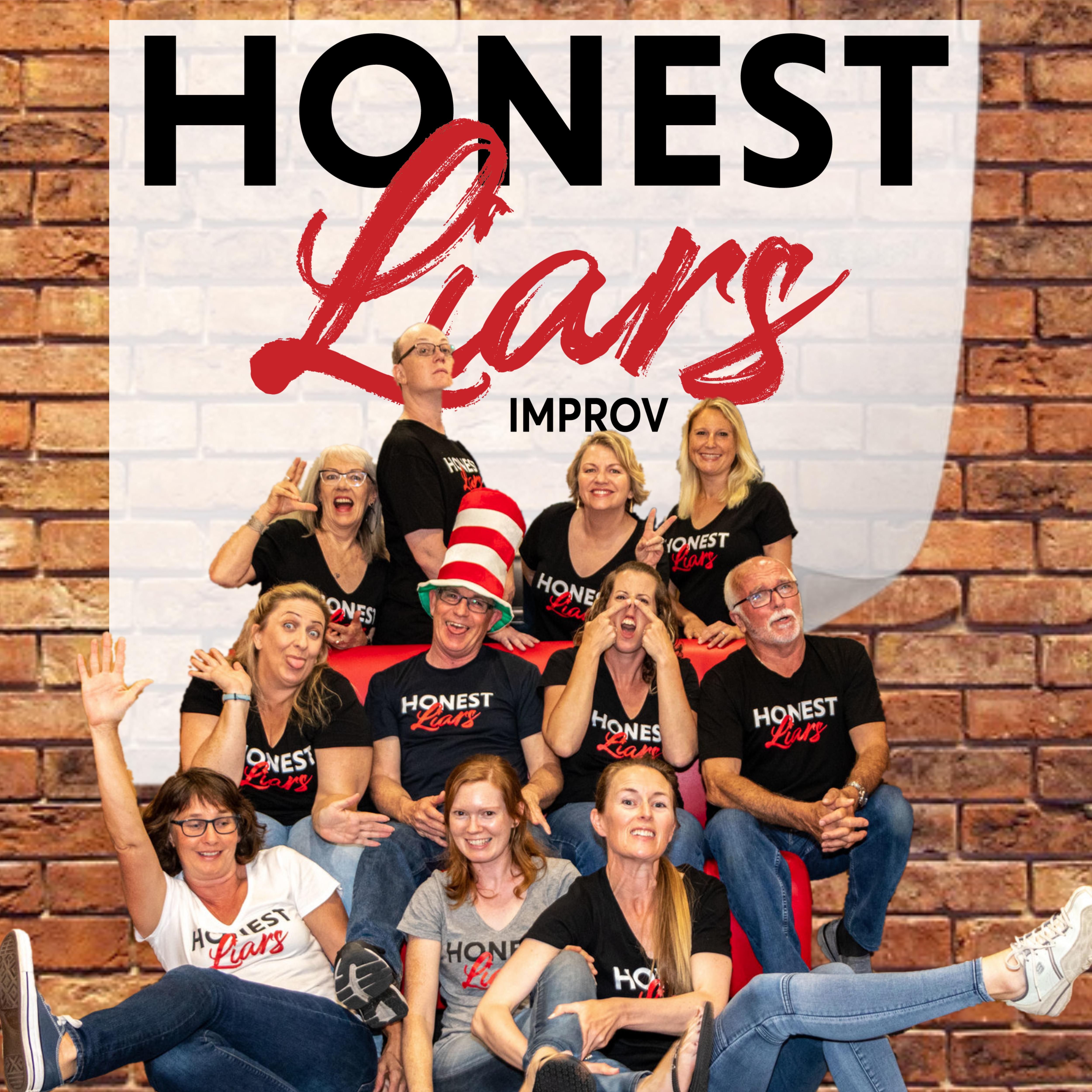 Team improv comedy sessions