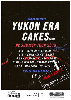 Yukon era Poster