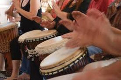 drumming/ percussion workshops