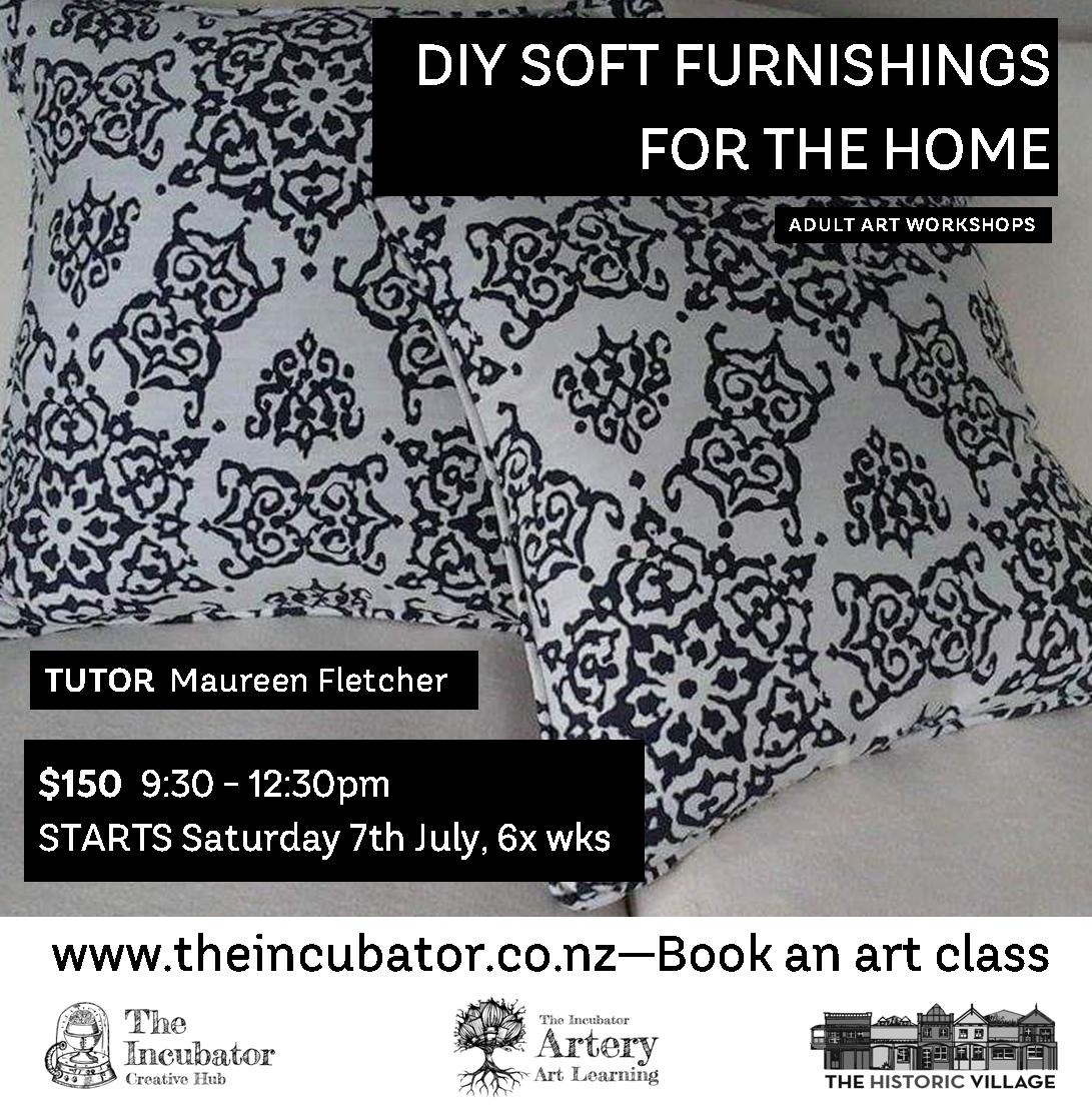maureen fletcher soft furnishing