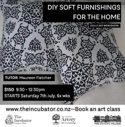 maureen fletcher soft furnishing
