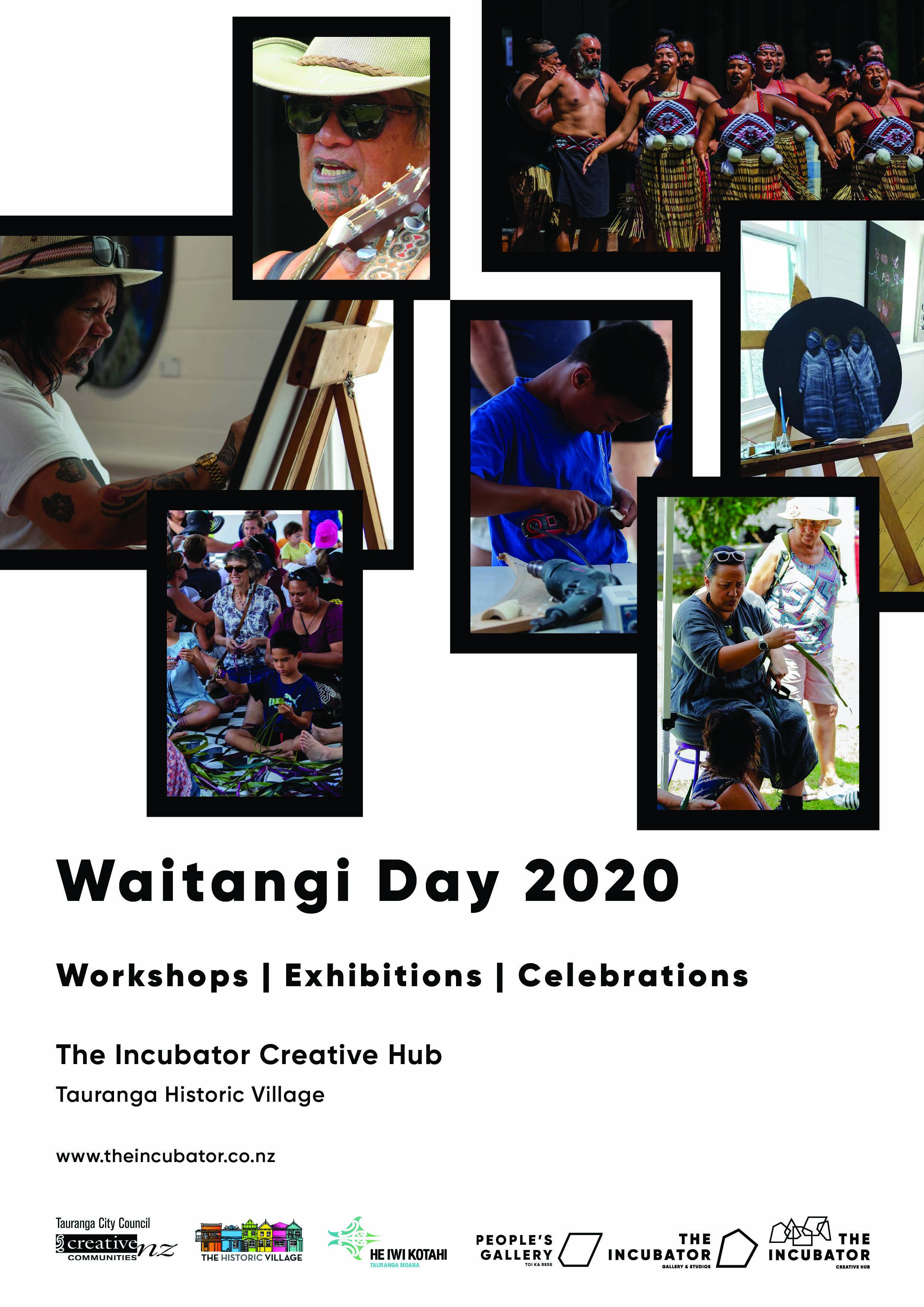 waitangiday2020poster1