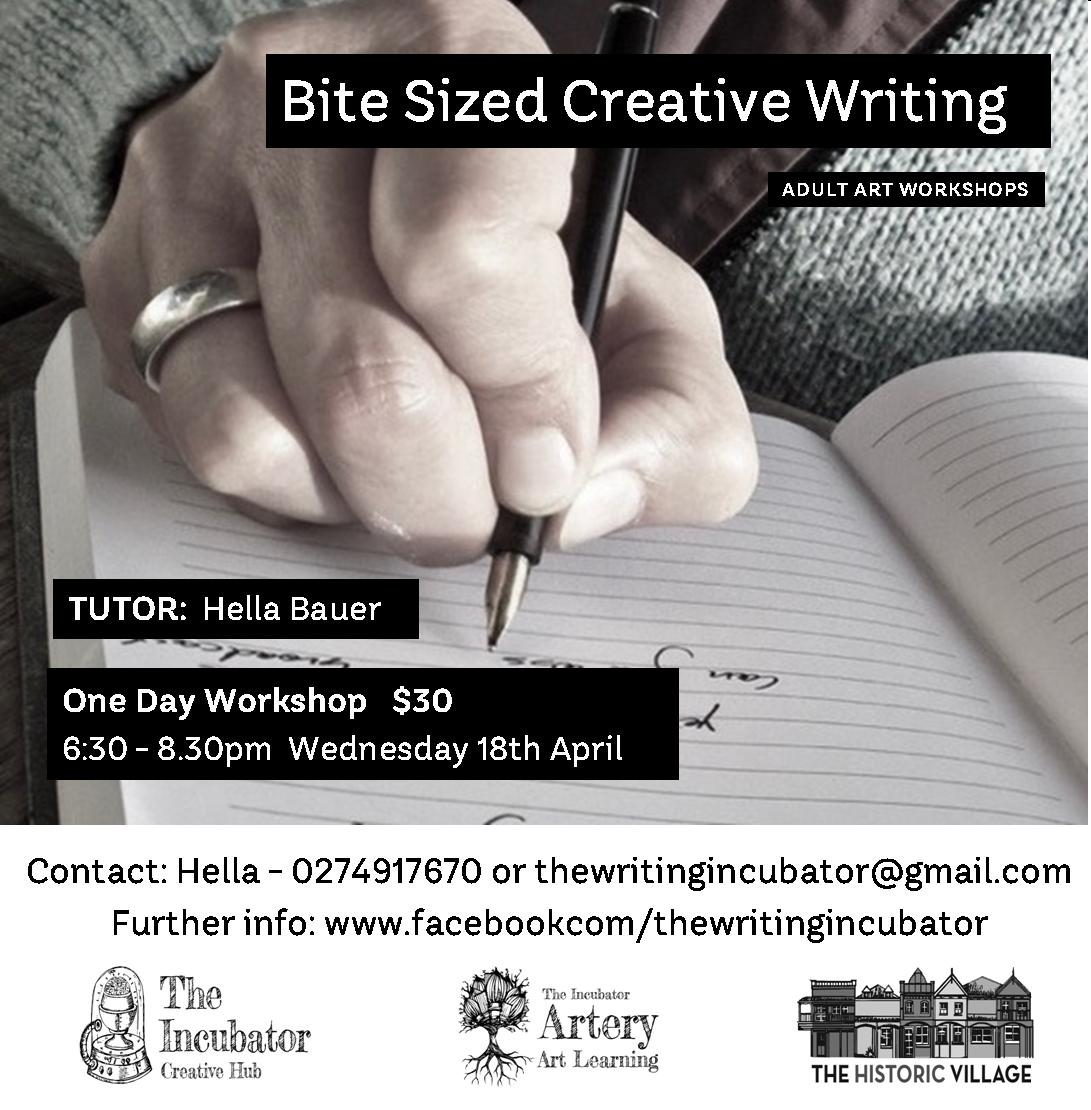 Bite Sized Creative Workshop