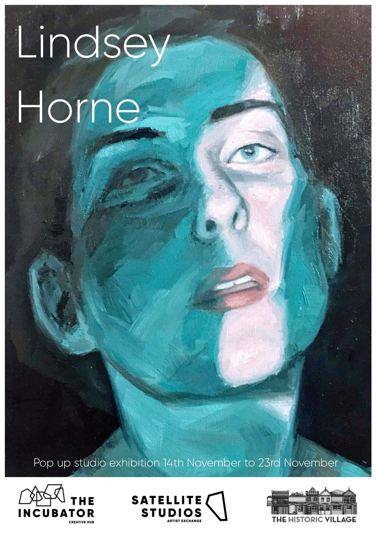 Lindsey Horne Poster