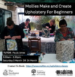 Upholstery for Beginners