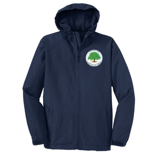 COUSD Hooded Charger Jacket