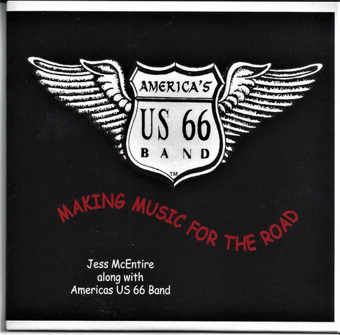 "CD ALBUM: ""Making Music For The Road"" is out"