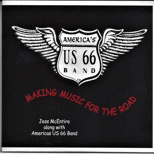 Making Music For The Road - US 66 Band
