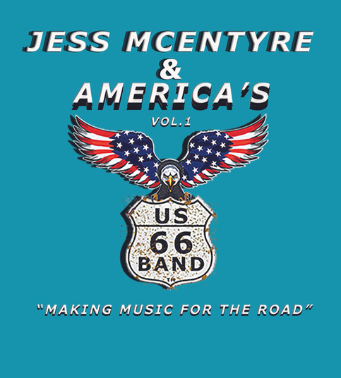 "The New U S 66 Band CD Vol. 1 ""Making Music For The Road"" is available Now. Get your copy today..."