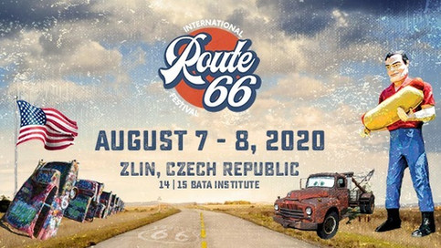 The Us 66 Band to Perform At The International Route 66 Festival Aug. 8th 2020