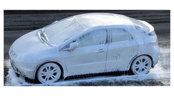 WASH , WAX & DRY (Car)