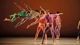 Day 299 - Mark Morris - Choreographer and Classical Music Obsessive
