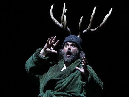 Day 480 - Scottish Opera's Outdoor Falstaff