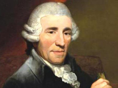 Day 304 - Haydn - NOT the poor man's Mozart