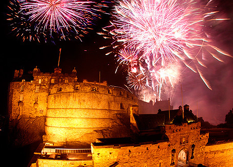 Day 484 - The Edinburgh Festival does not exist