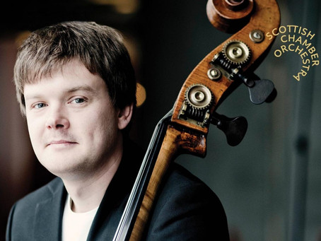 Day 297 - Stars in Our Orchestras IV - Nikita Naumov, double bass