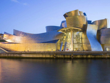 Day 453 - Cardiff Singer - The Guggenheim Effect
