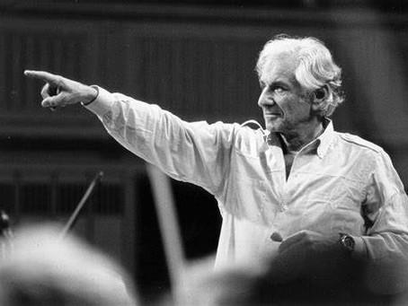 Day 311 - Leonard Bernstein - some people just have too much talent