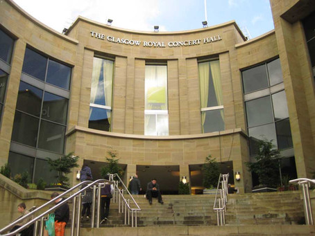 Day 206 - Glasgow's Concert Halls