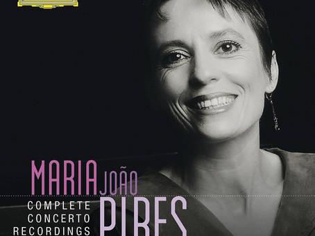 Day 199 - Maria João Pires - an astonishing pianist