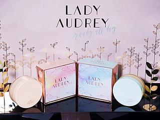"Lady Audrey แป้งเครื่องสำอางฝีมือคนไทย จาก ""แป้งข้าว "" คุมความมันเยี่ยม อ่อนโยน ไม่ระคายเคือง"