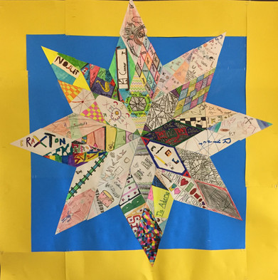 The Paper Star Quilt