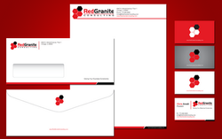 Red Granite Corporate Identitites