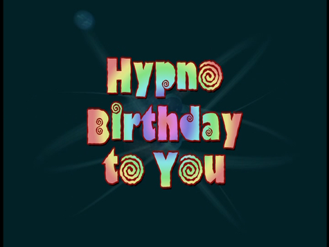 Say Happy Birthday to a Hypnosis Master, David Barron