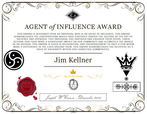 Announcing Agent of Influence Awards
