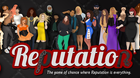 Reputation - A new BDSM game to connect and converse with Kinksters