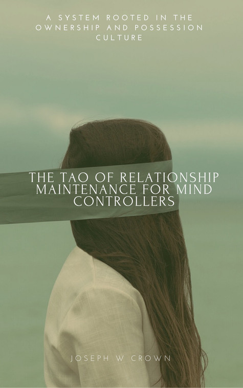 Count Down Deal for The Tao of Relationship Maintenance for Mind Controllers starts NOW!