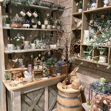 Natural Barn - Easter Display