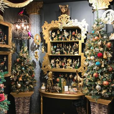 Fantasy Animals - Christmas Display