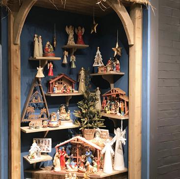 Nativities - Christmas Display