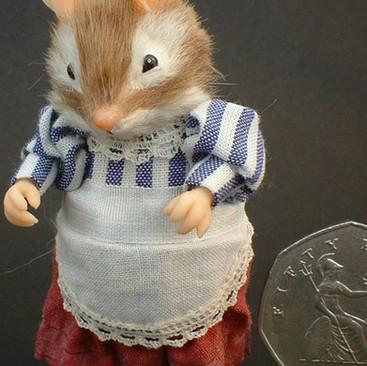 Brambly Hedge Mother Mouse - Steve Putna