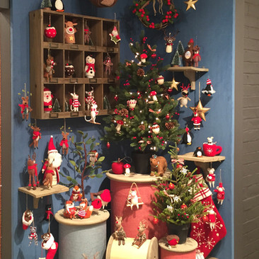 Craft Corner - Christmas Display