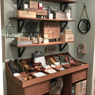'All About Him' Display