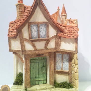 Dickensian House_1 - Steve Putnam Design