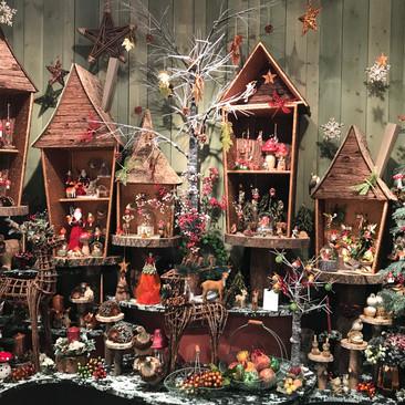 Woodland Fairies - Christmas Display