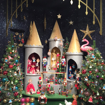 Fantasy Fairytale Castle - Christmas Display