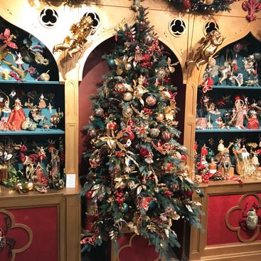 Venitian Carnival - Christmas Display