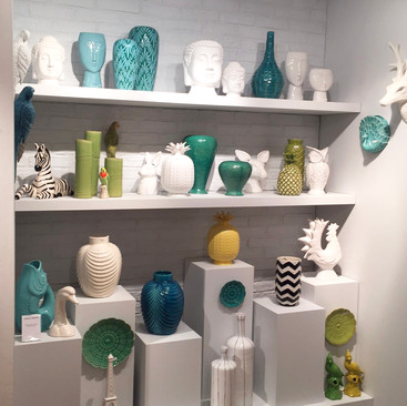 'Gallery Ceramics' Display