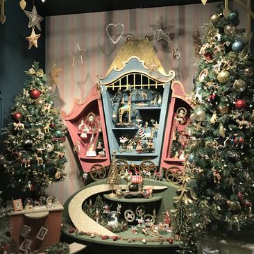 Fantasy Circus - Christmas Display