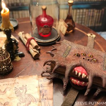 Monster Book_1 - Steve Putnam Designs.jp