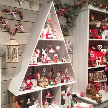Modern Scandinavian - Christmas Display