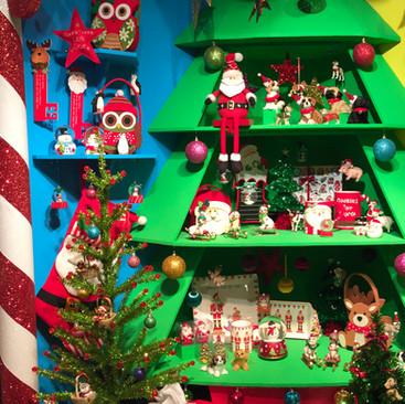 Jolly Santa - Christmas Display