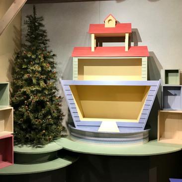 Noah's Ark - Christmas Display
