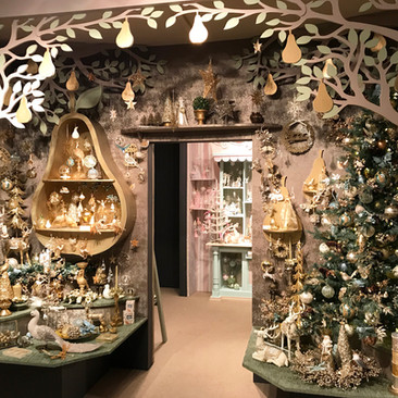 Partridge in a Pear Tree - Christmas Display